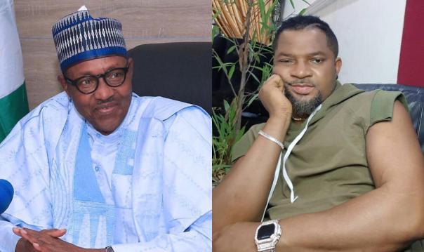 Buhari's Speech Walter Anga - Amebo Book