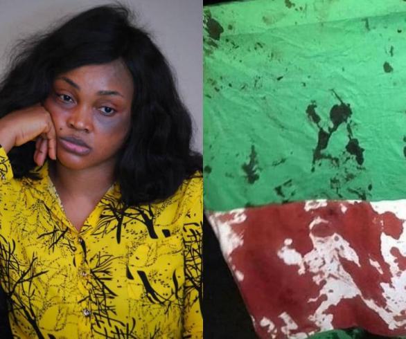 Mercy Aigbe Tribute To Fallen Lekki Toll Gate Massacre Heroes