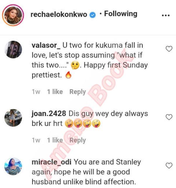 Rachael Okonkwo And Stanley Igboanugo Fall In Love (2)