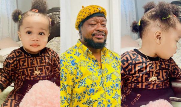 Browny Igboegwu Daughter 10 Months Old - Amebo Book