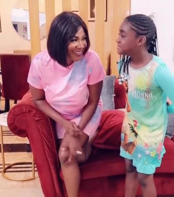 Mercy Johnson Daughter Purity The Ghost And The Tout Too (5)
