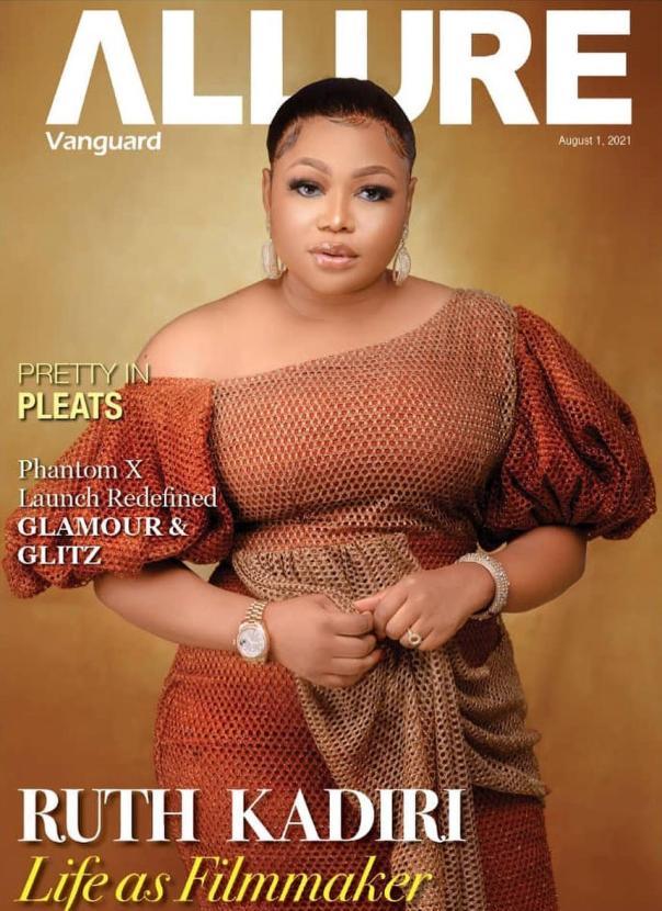 Ruth Kadiri Cover Vanguard Allure Magazine (3)