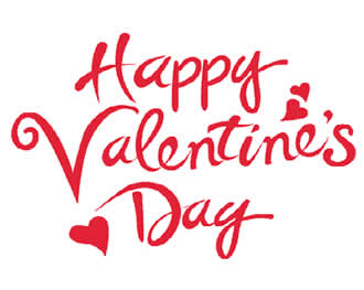 Happy Valentine Dear Readers