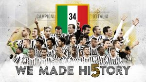 Campioni d'Italia
