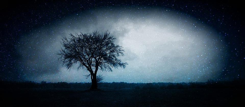 nuit noire de l'âme