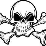 Skull long pain