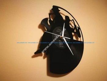 Orologio Vinile Blues Jazz Clock