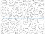 Buffalo 3D Puzzle