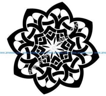 Celtic Art Pattern