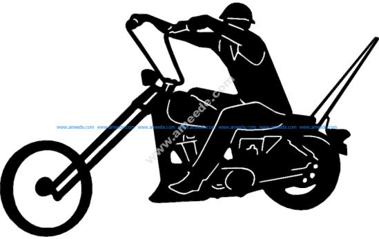 Chopper (motorcycle)