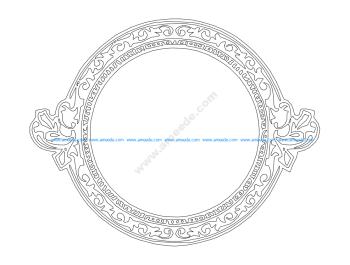 Cool Circle Frame
