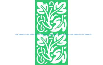 Ornamental Panel 2