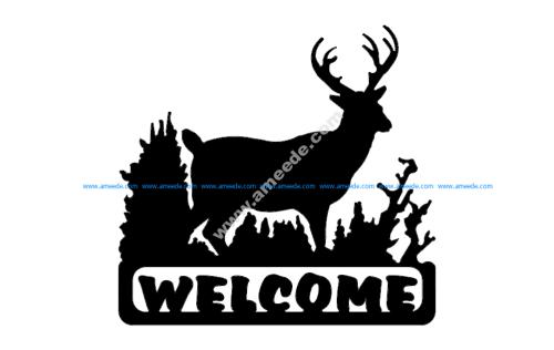 Deer Welcome