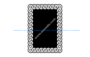 Guilloche Interlaced Band Patterns