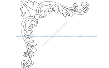 Corner Design 6