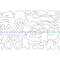 Newtri 3D Puzzle