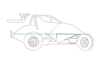 Sprint Car 2