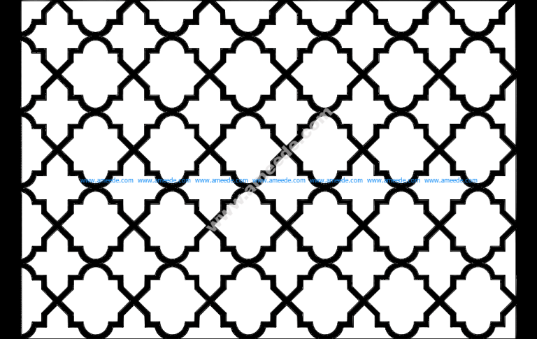 Turkish Pattern Download Free Vector For CNC And Laser Magnificent Turkish Pattern