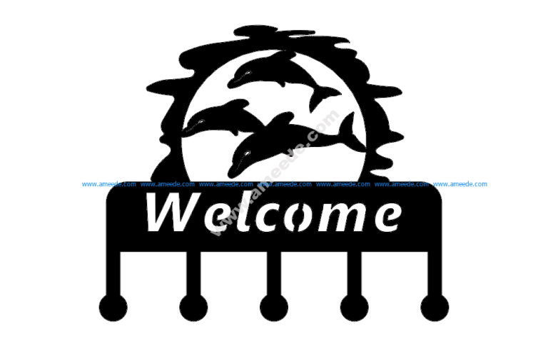 Welcome Dolphin