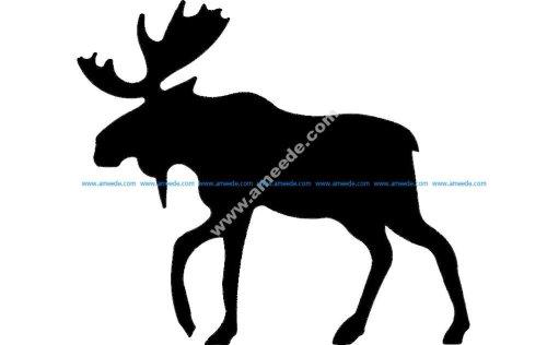 Alce (Moose) 4