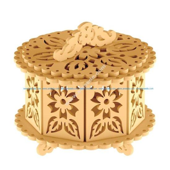 Storage Basket Round Shk0006