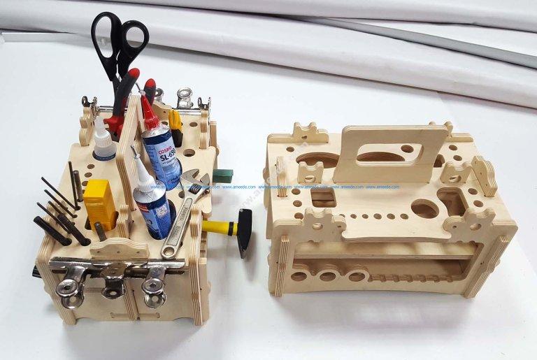 Amazing Tool Organizer Lasercut
