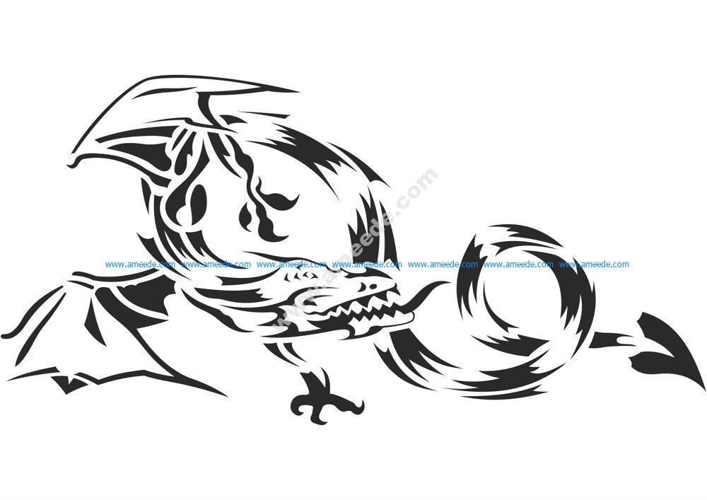 Animal Totem Vector