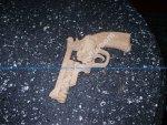 Bulldog Revolver Model Flat