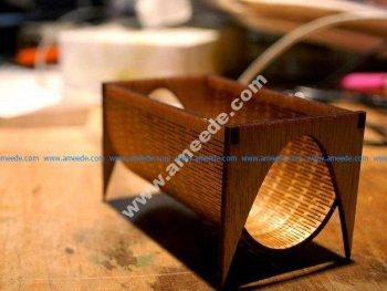 Business Card Holder Lasercut