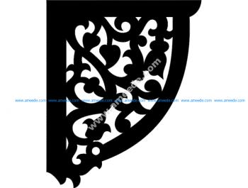Corner Design Kron 0011