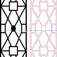 Dxf Pattern Designs 2d 155