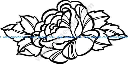 Flower 12 EPS