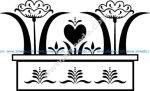 Flower Design EPS