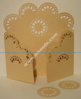 Gate Fold Card 15