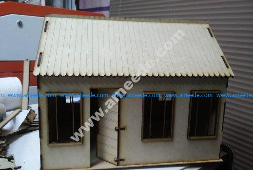 House 3mm