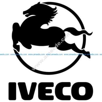 Iveco logo vector
