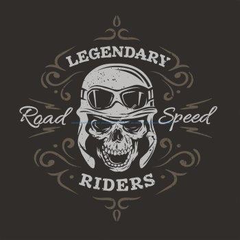 Legendary Riders Print
