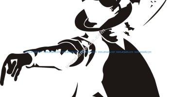 Michael Jackson Poster Download Free Vector