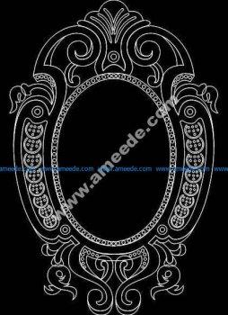 Mirror Frame 0554