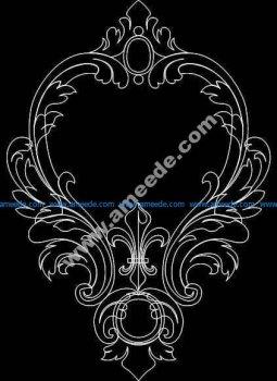 Mirror Frame 0555
