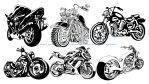 Motorcycle Club T-Shirt Design