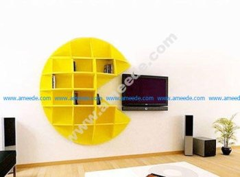 Pacman Shelf