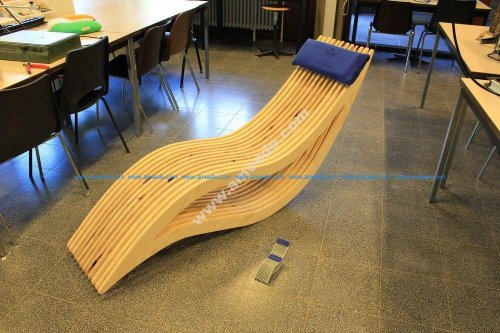 Parametric Rocking Chair