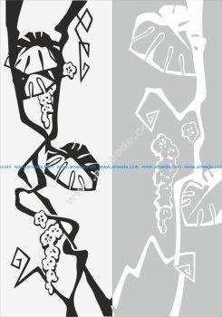 Sandblast Pattern 2176