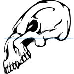 Skull 017