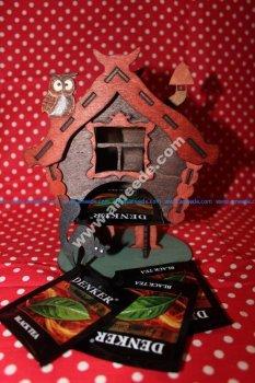 Tea house Plywood 3mm