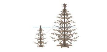 Wooden Jewellery Stand Tree Display Organizer