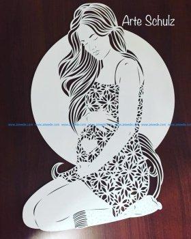 mulher-gravida