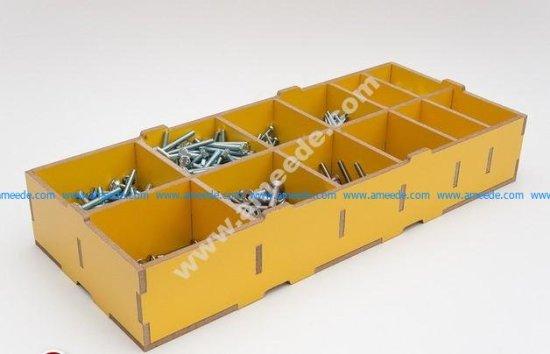 Compartment Storage Box