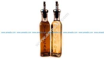Laser Engraving Oil & Vinegar Bottles